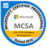 mcsa-sql-2016-database-development